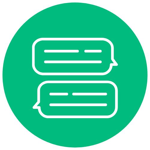 live chat feedback