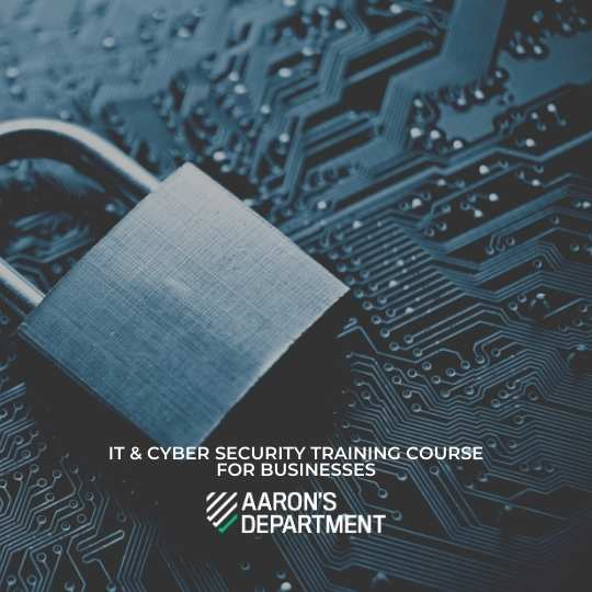 It and Cyber Security Training for Businesses