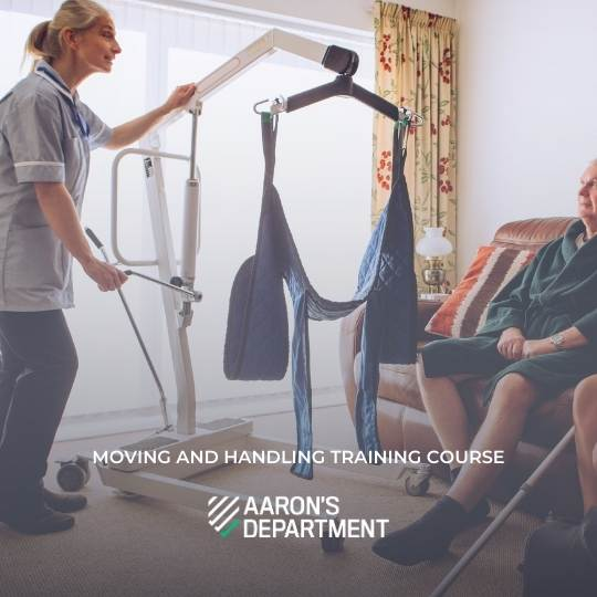 moving and handling training course