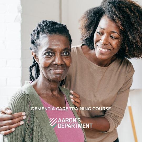 dementia care training course