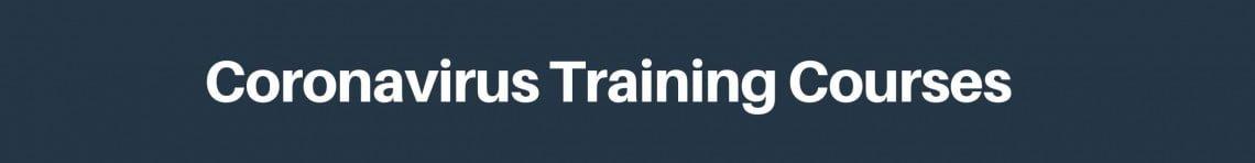 coronavirus training