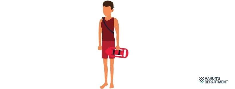 dbs check for lifeguard