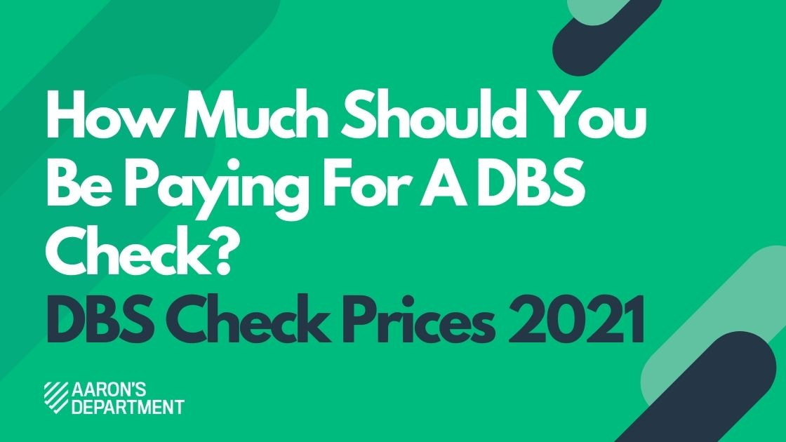 dbs check prices 2021
